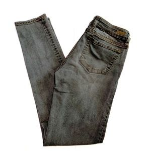 KUT from the Kloth Grey Skinny Jeans
